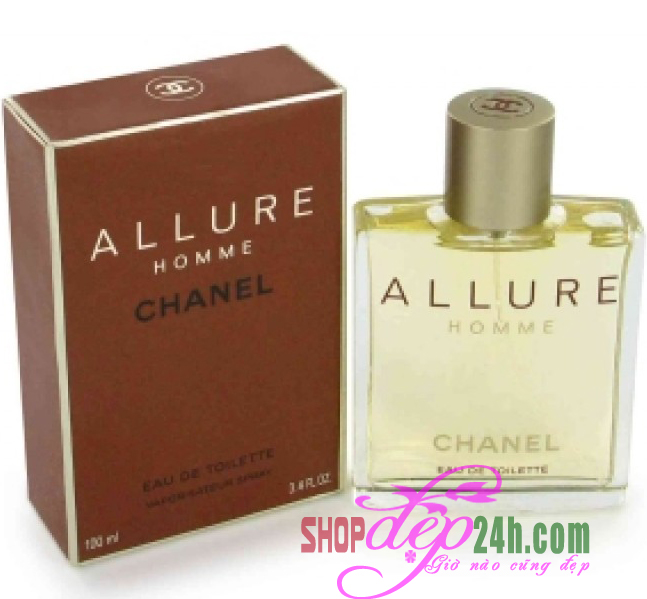 Nước hoa nam Channel Allure Homme 100ml