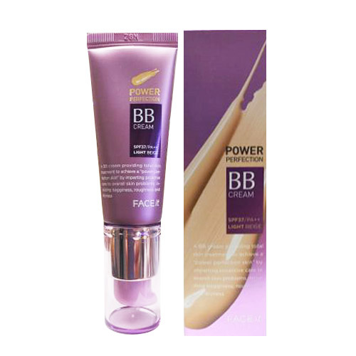 [TheFaceShop] FACE it Power Perfection BB Cream SPF37PA – The Face Shop  20ml