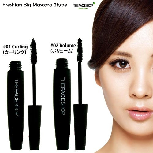 [TheFaceShop] Mascara Freshian Big