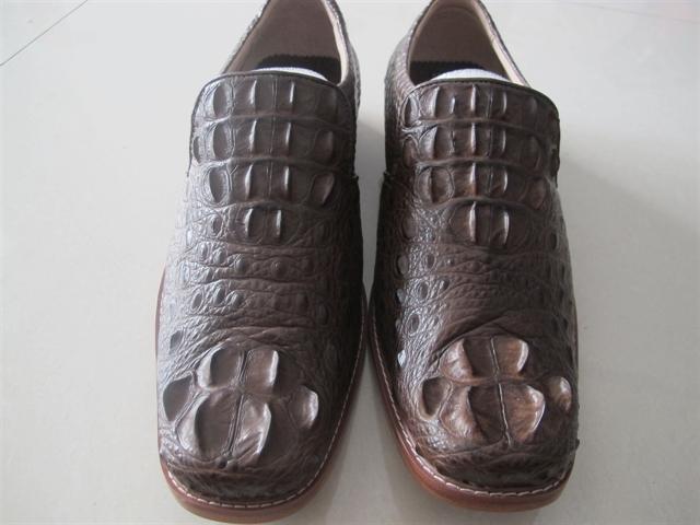 Giày nam gù đầu cá sấu - 0061
