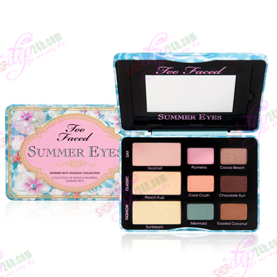 KIT Too Faced Summer Eyes