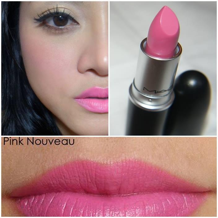 Son MAC USA - Màu pink nouveau