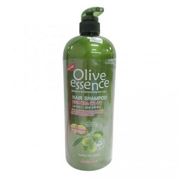 Dầu gội đầu trị gàu – Seed Farm Organia Olive Essence Hair Shampoo 1.500ml