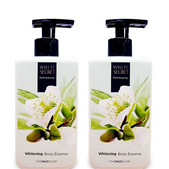 [The Face Shop] White Secret Bright Capsule Body Essence 300ml