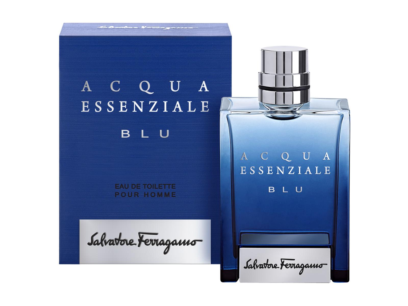 Nước hoa nam Salvatore Ferragamo Acqua Essenziale Blu 100ml