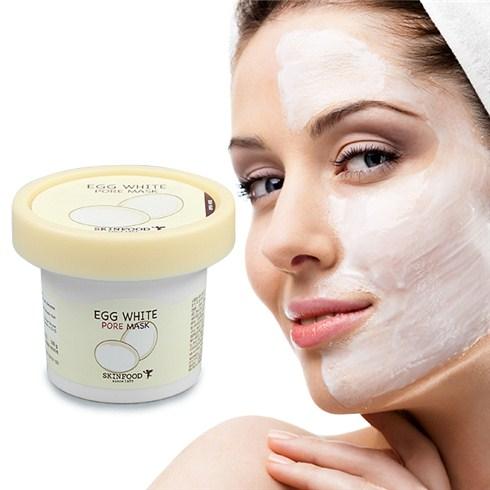 [Skinfood] Mặt nạ Egg White Pore Mask Skinfood 100g