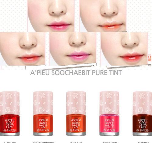 [A'PIEU] Soochaebit Pure Tint 8g