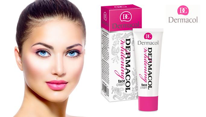 Kem dưỡng trắng da mặt Dermacol Whitening Face Cream All Skin 50ml