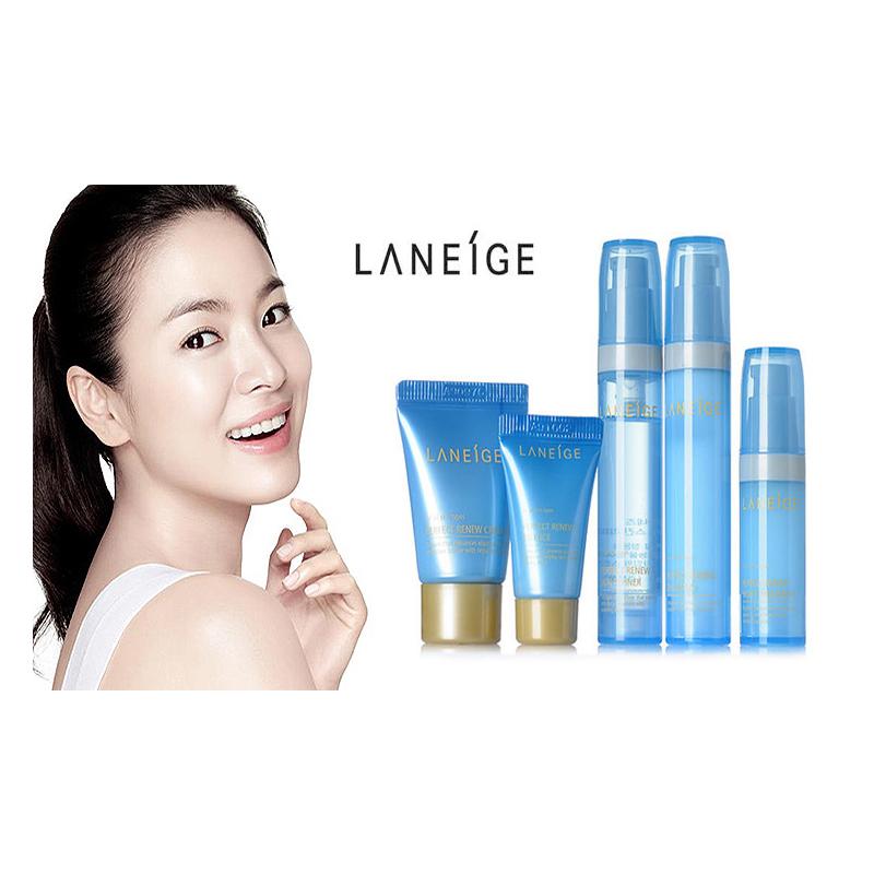 [Laneige] Bộ kit dưỡng da chống lão hóa tái tạo da Laneige Perfect