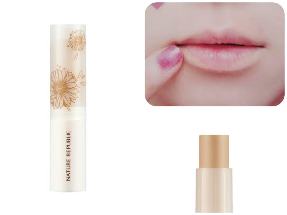 Che khuyết điểm môi dạng thỏi Nature Republic By Flower Lip Concealer