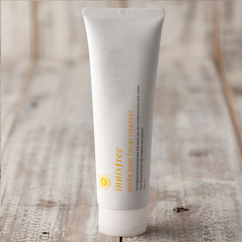 [Innisfree] Sữa rửa mặt White Pore Facial Cleanser