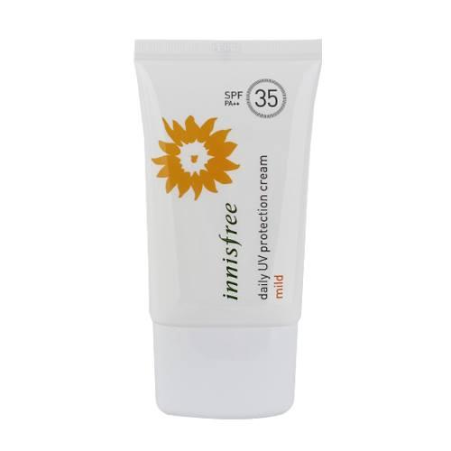 [Innisfree] Kem chống nắng kiềm dầu Daily UV Protection Cream No Sebum SPF35/PA++