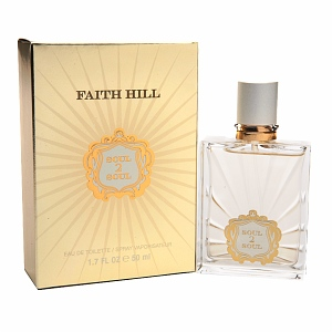 [Faith Hill] Nước hoa nữ Faith Hill Soul 2 Soul 30ml