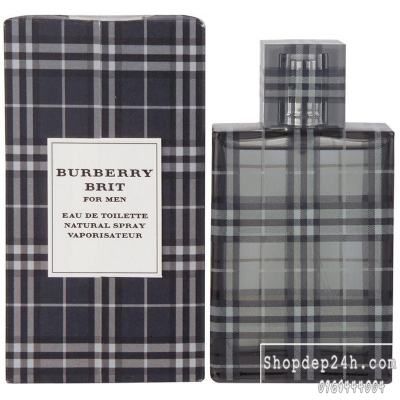 [Burberry] Nước hoa mini nam Burberry Brit For Men 5ml