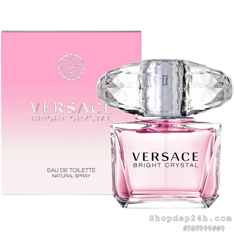 [Versace] Nước hoa mini nữ Versace Bright Crystal 5ml