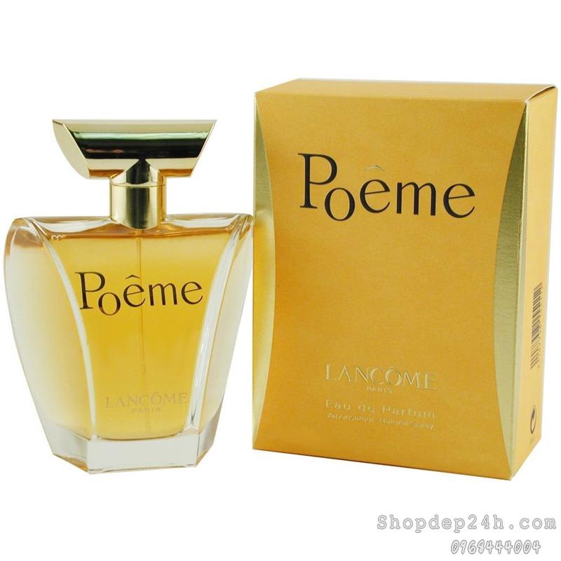 [Lancôme] Nước hoa mini nữ Lancôme Poême 4ml