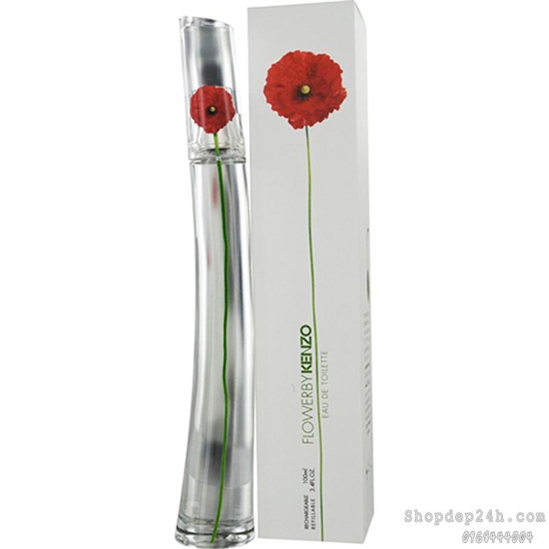 [Kenzo] Nước hoa mini nữ Kenzo Flower 4ml