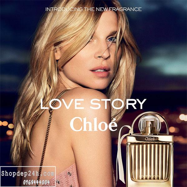 [Chloe] Nước hoa mini nữ Chloe Love Story 7.5ml