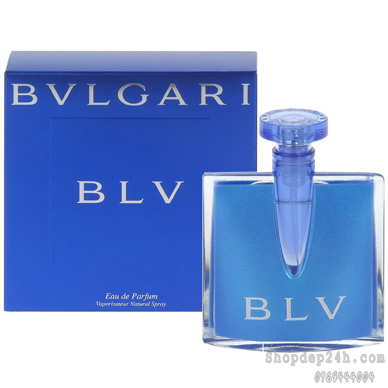 Bvlgari] Nước hoa mini nữ Bvlgari BLV Pour Femme 5ml