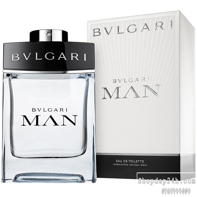[Bvlgari] Nước hoa mini nam Bvlgari Man 5ml