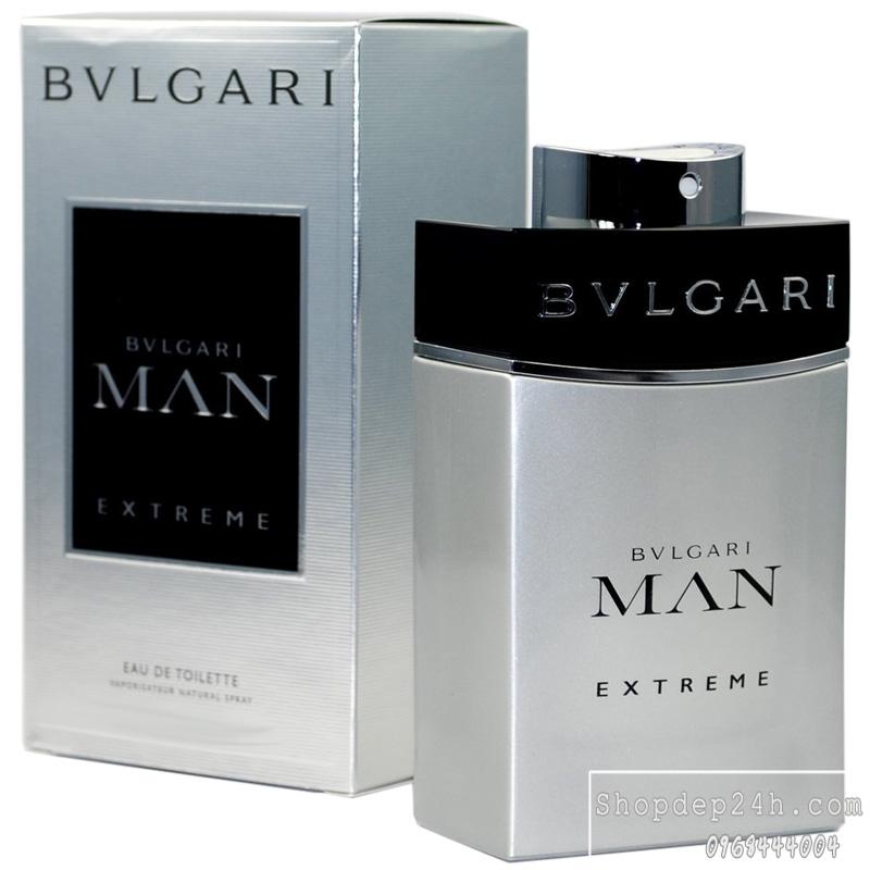 [Bvlgari] Nước hoa nam Bvlgari Man Extreme 100ml