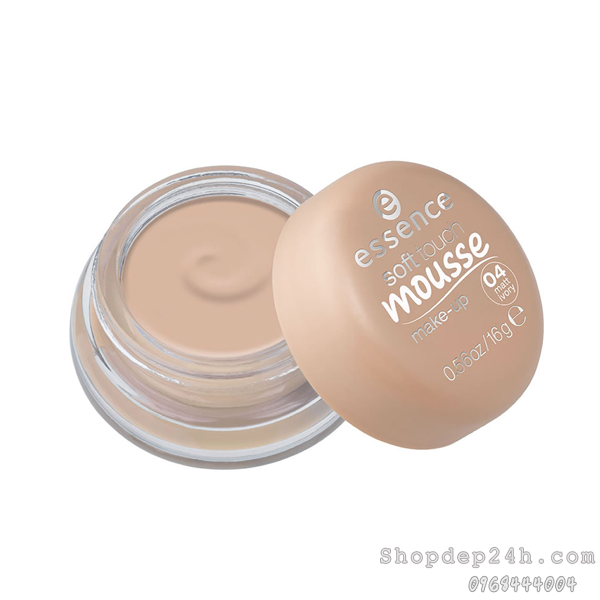 [Essence] Phấn nền Essence SOFT TOUCH MOUSSE
