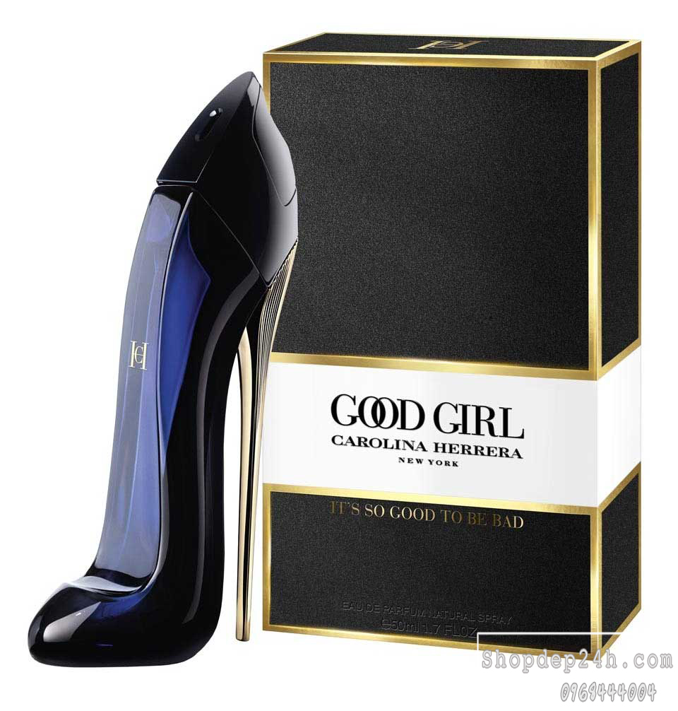 [Carolina Herrera] Nước hoa nữ Carolina Herrera Good Girl 50ml