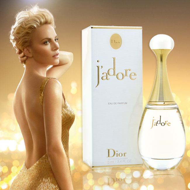 [Dior] Nước hoa mini nữ Dior J'adore 5ml
