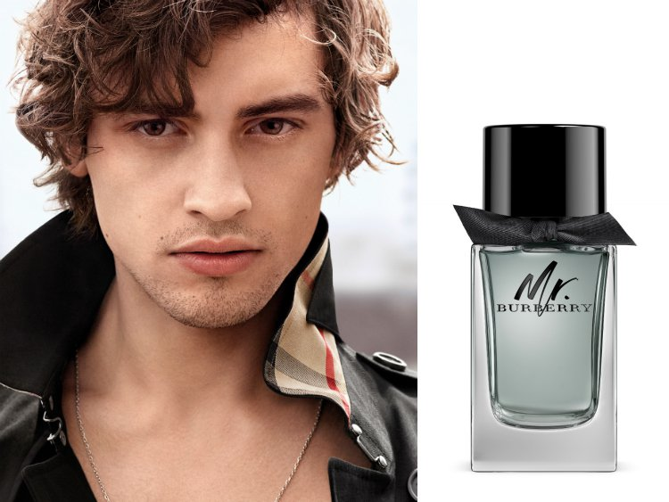 [Burberry] Nước hoa mini nam Burberry Mr. Burberry 5ml