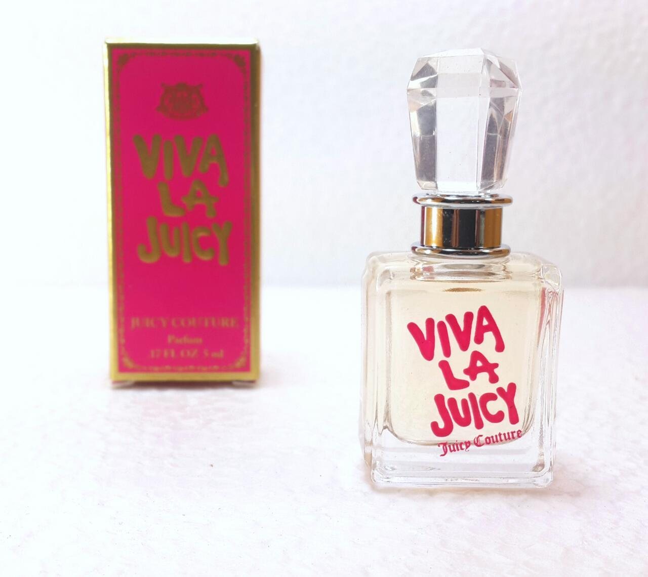 [Juicy Couture] Nước hoa mini nữ Juicy Couture Viva La Juicy For Women EDP