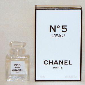 [Chanel] Tinh dầu nước hoa nữ Chanel No5 L Eau 1.5ml