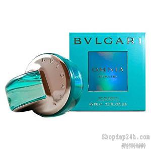 [Bvlgari] Nước hoa nữ Bvlgari Omnia Paraiba For Women 65ml