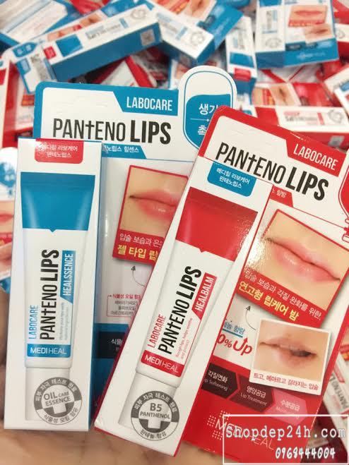 [Mediheal] Son dưỡng trị thâm môi Labocare Panteno