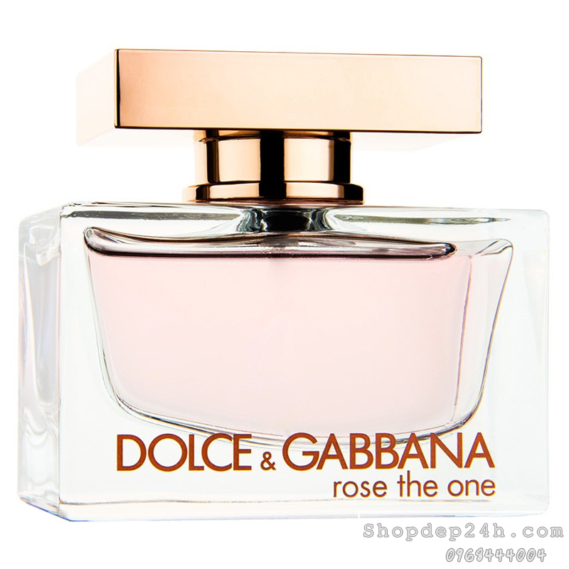 [Dolce & Gabbana] Nước hoa mini nữ Dolce & Gabbana Rose The One 5ml