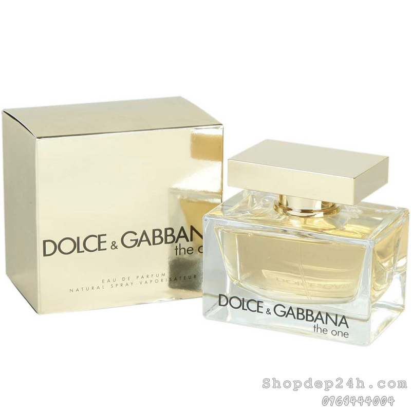 [Dolce & Gabbana] Nước hoa mini nữ Dolce & Gabbana The One Woman 5ml