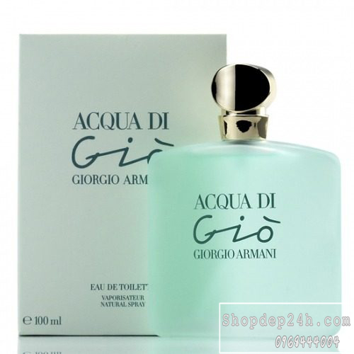 [Giorgio Armani] Nước hoa mini nữ Giorgio Armani Acqua di Gio 5ml
