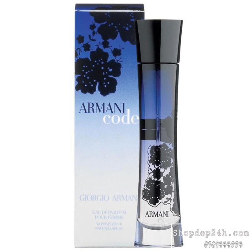 [Giorgio Armani] Nước hoa mini nữ Giorgio Armani Code Pour Femme 3ml