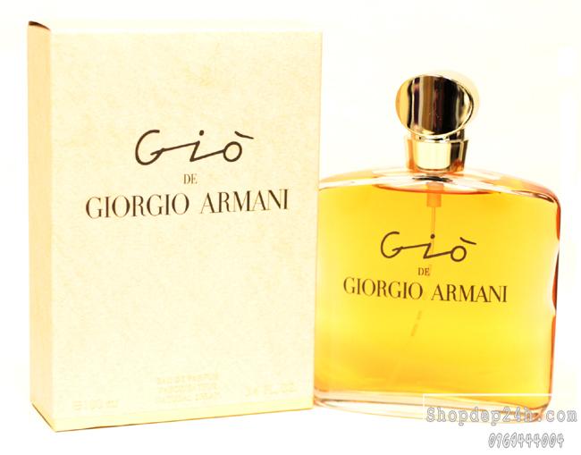 [Giorgio Armani] Nước hoa mini nữ Giorgio Armani Giò de Giorgio Armani 5ml