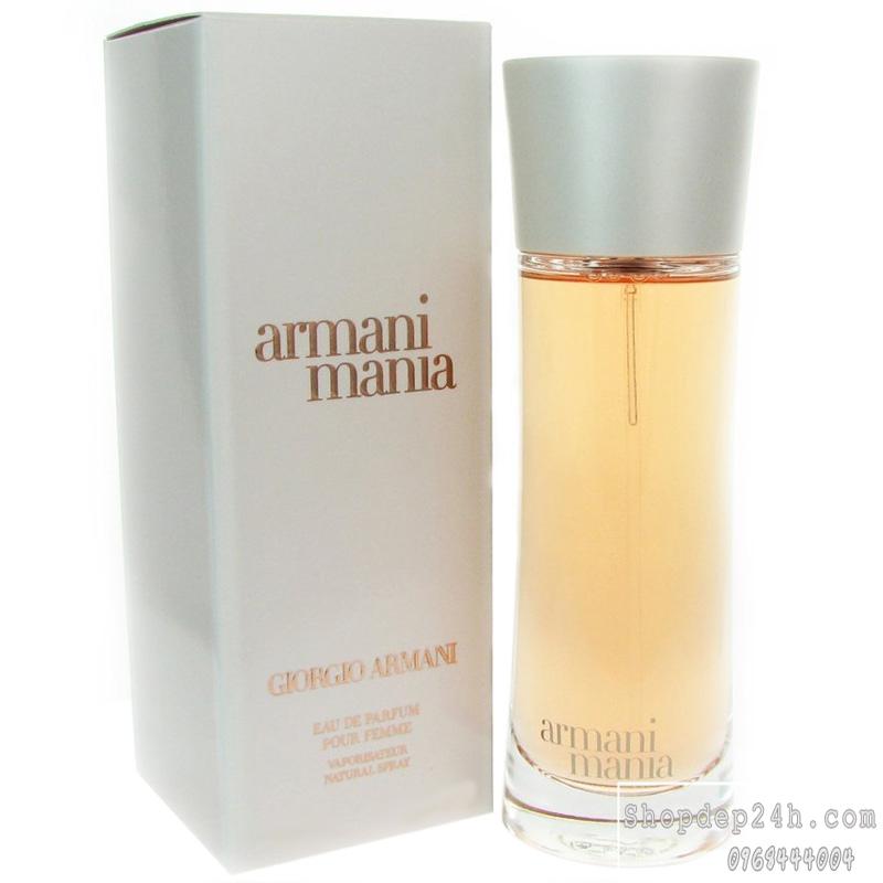 [Giorgio Armani] Nước hoa mini nữ Giorgio Armani Mania Pour Femme 4ml