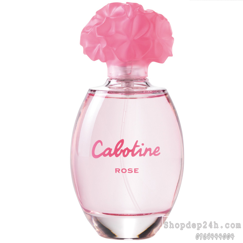 [Gres] Nước hoa mini nữ Cabotine Rose 3.2ml