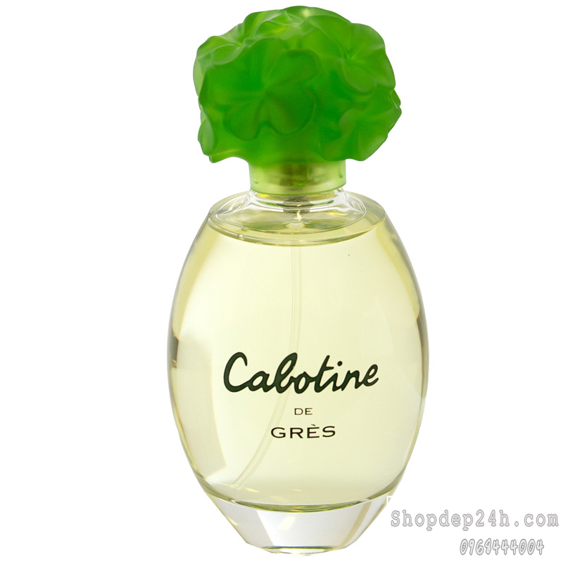[Gres] Nước hoa mini nữ Gres Cabotine De Gres 30ml