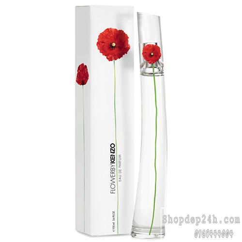 [Kenzo] Nước hoa mini nữ Kenzo Flower EDP 4ml