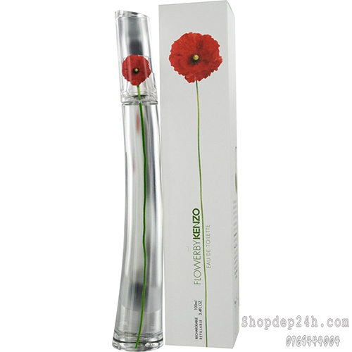 [Kenzo] Nước hoa mini nữ Kenzo Flower EDT 4ml