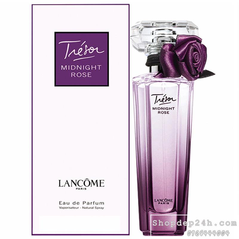 [Lancôme] Nước hoa mini nữ Lancôme Tresor Midnight Rose 5ml