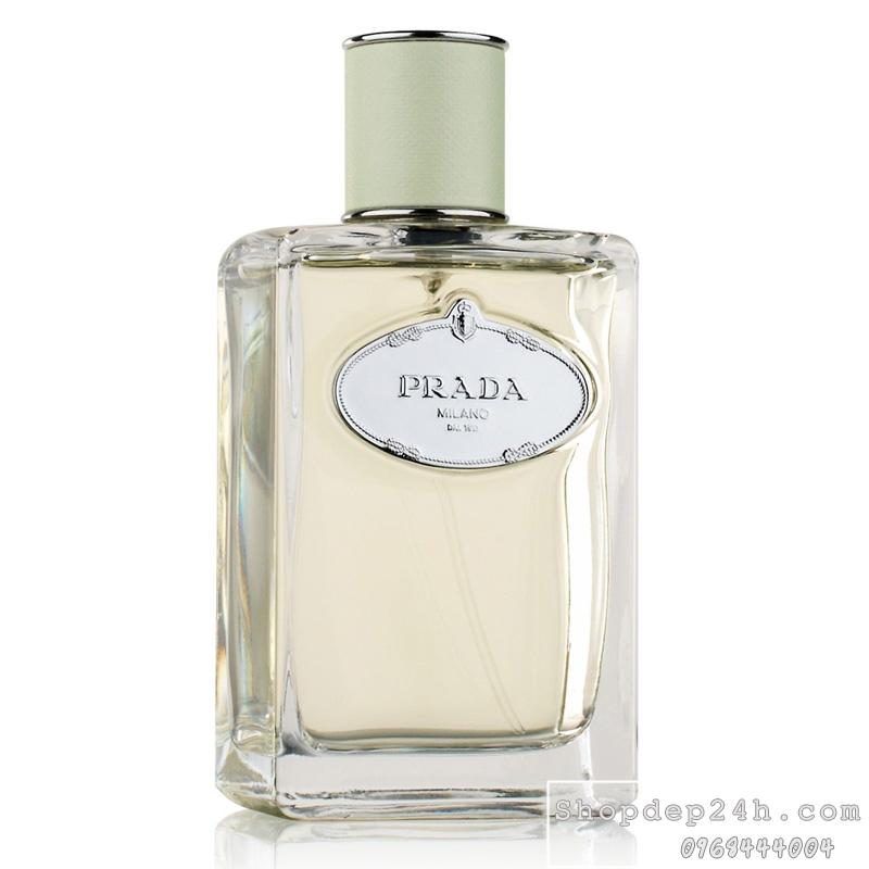 [Prada] Nước hoa mini nữ Prada Infusion D'Iris 8ml