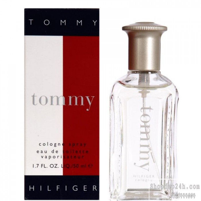 [Tommy Hilfiger] Nước hoa mini nam Tommy Boy 7.5ml
