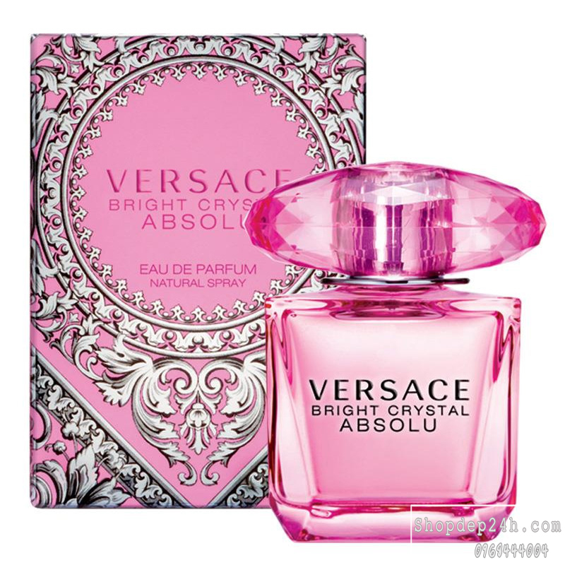 [Versace] Nước hoa mini nữ Versace Bright Crystal Absolu 5ml