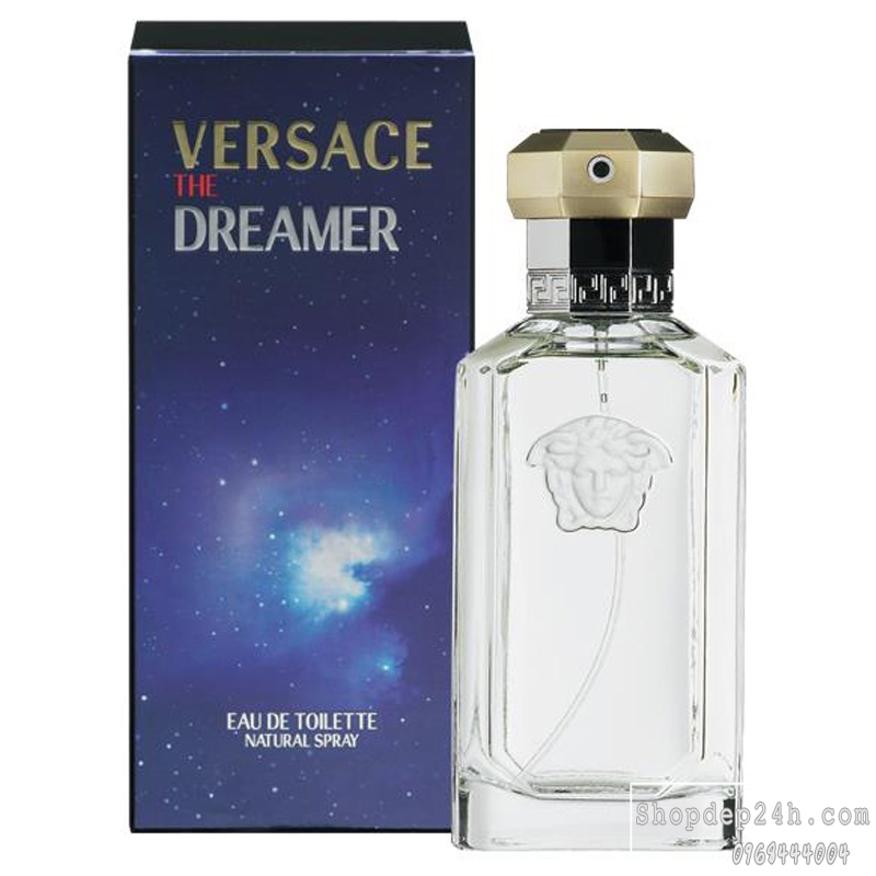 [Versace] Nước hoa mini nam Versace The Dreamer For Men 5ml