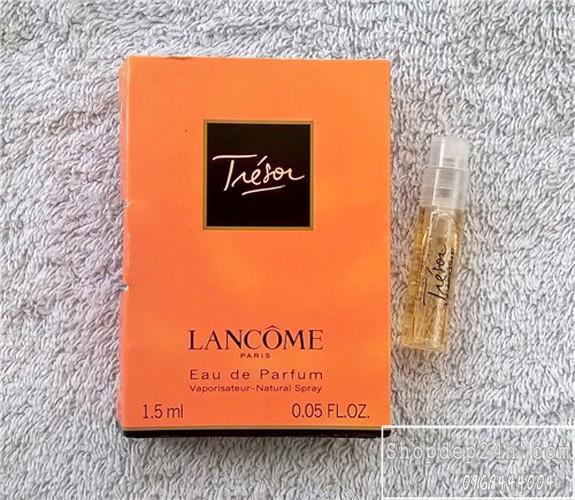 [Lancôme] Vial các dòng nước hoa thương hiệu Lancôme
