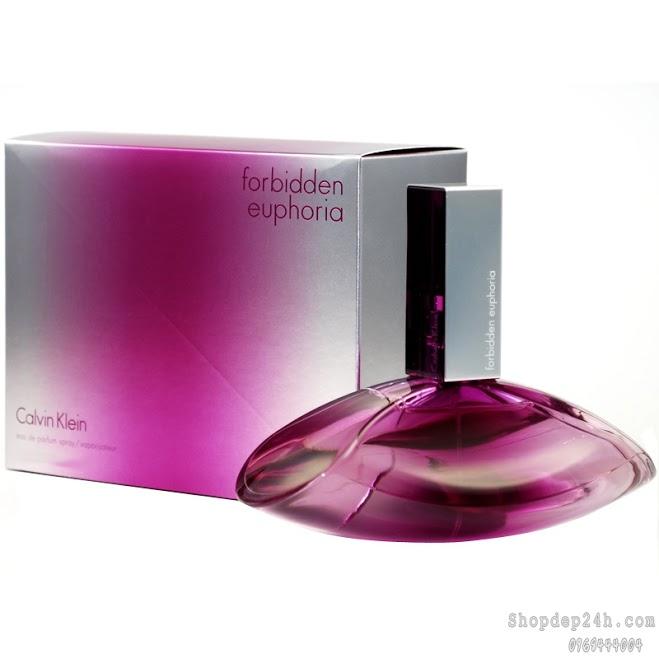 [Calvin Klein] Nước hoa nữ Calvin Klein Forbidden Euphoria 100ml